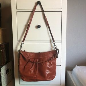Coach crossbody and should bag